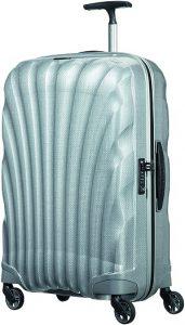 En valise cabine, la Samsonite cosmolite s'impose comme une valeurs sure