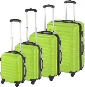 Le set de valise TecTake est l'un de mieux noté sur internet