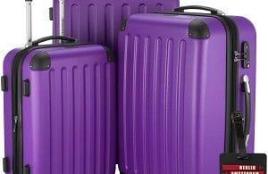 le set de valise HAUPTSTADTKOFFER Spree est parfait pour voyager
